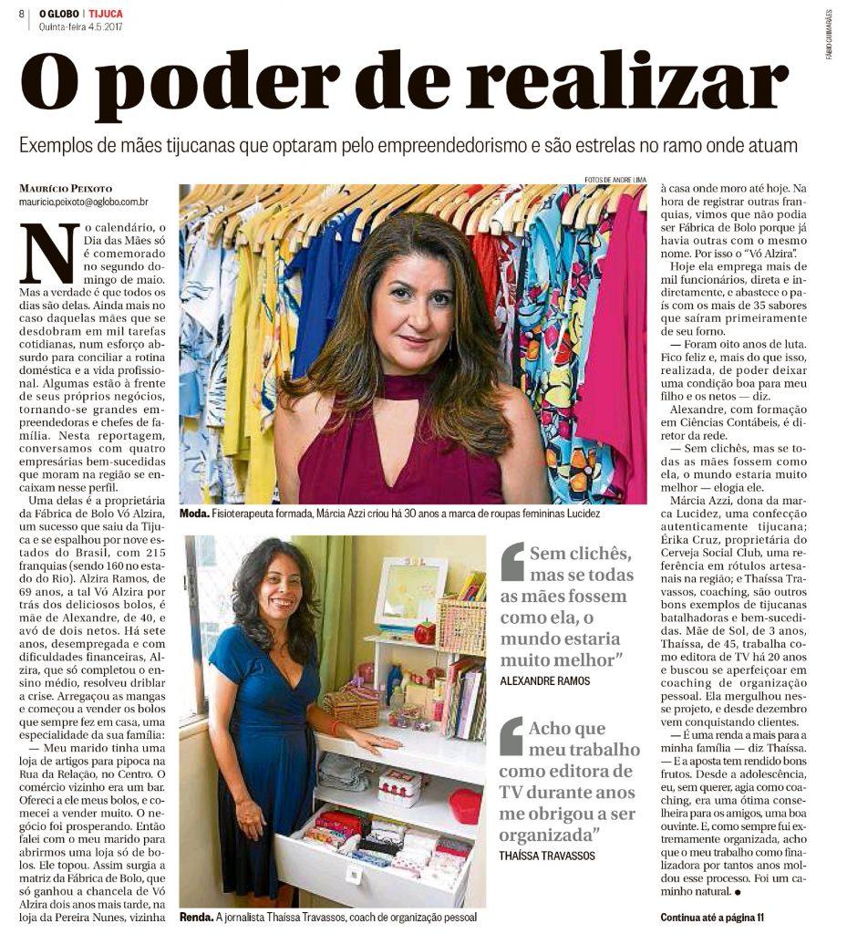 Lucidez O-Globo Tijuca 04-05-2017 09a87bf665